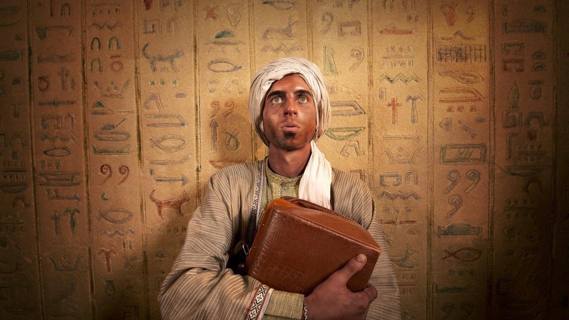 Квест Проклятие Рамзеса - Серьёзные игры - Москва - Отзывы и бронирование