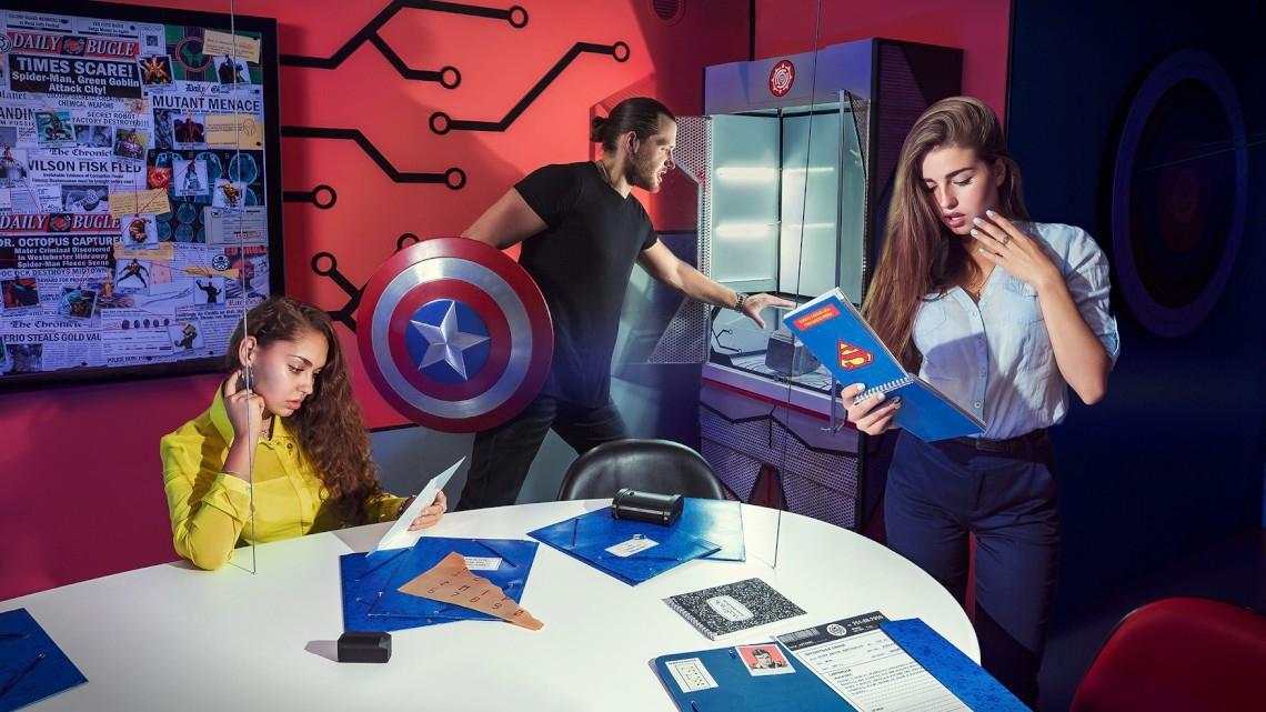 Девушки супергерои фэнтези фото