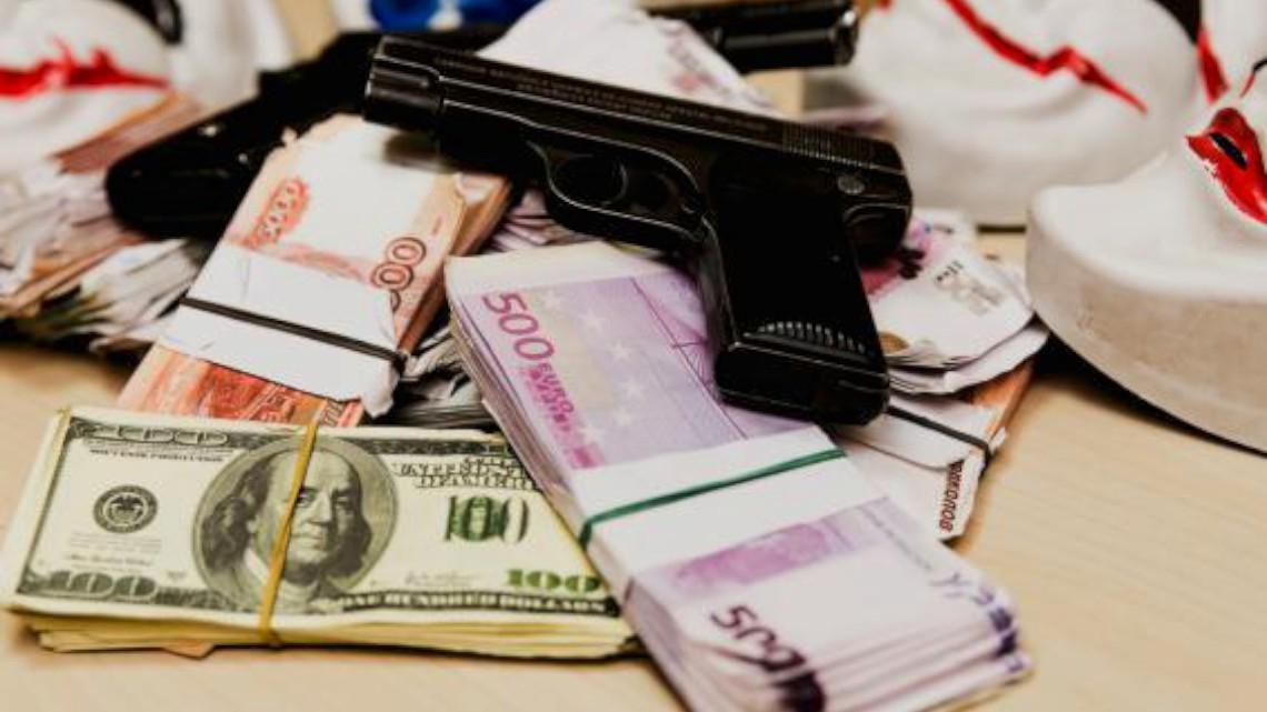Квест Ограбление банка - Квестомания - Нижний Новгород - Отзывы и бронирование