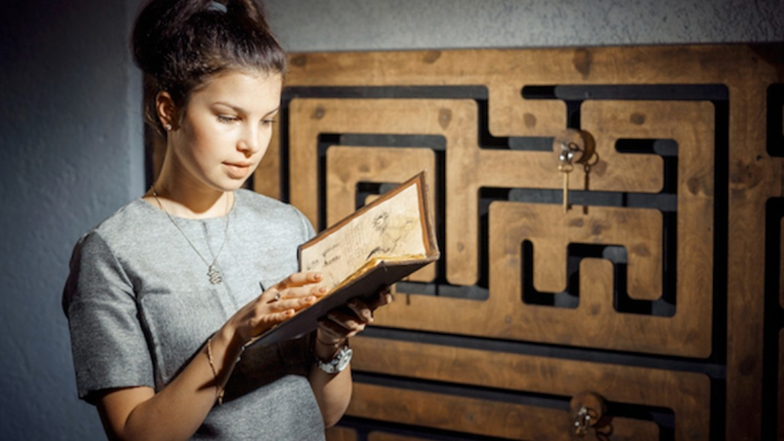 Квест Книга жизни Леонардо да Винчи - Ловушка - Москва - Отзывы и бронирование