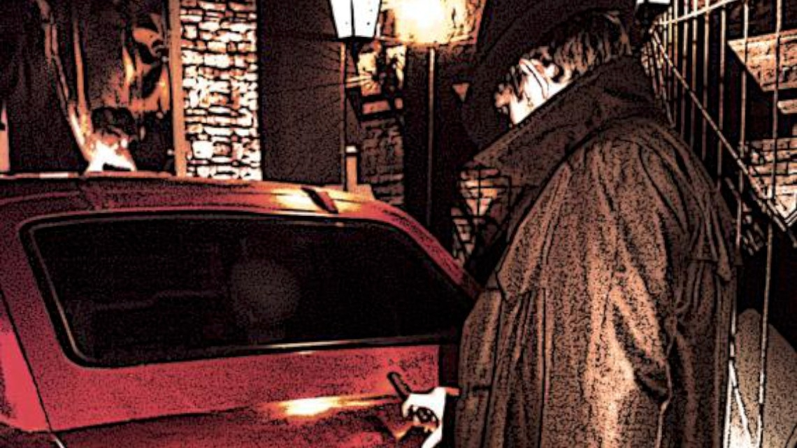 Квест Лицо со шрамом - Квестомания - Нижний Новгород - Отзывы и бронирование
