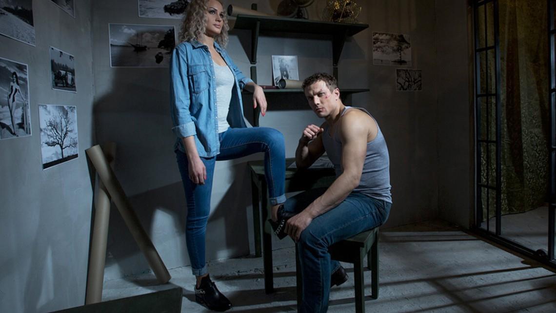 Квест Побег из Шоушенка - Киноквест - Москва - Отзывы и бронирование