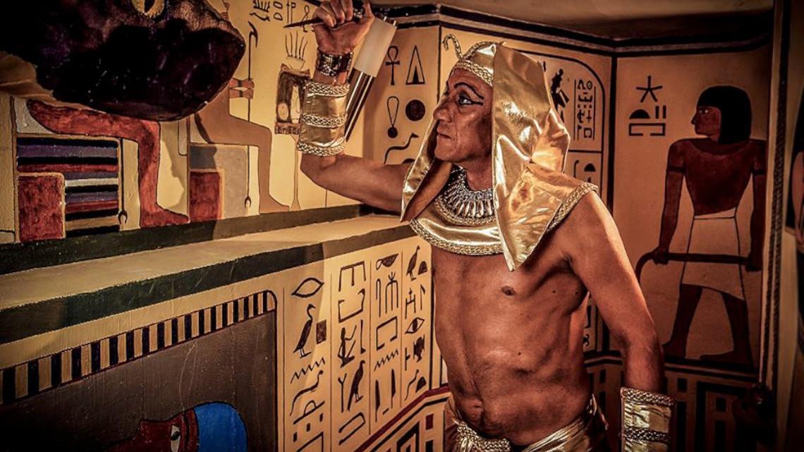 Квест 7 загадок Фараона - КВЕСТ-ЦЕНТР.рф - Тюмень - Отзывы и бронирование