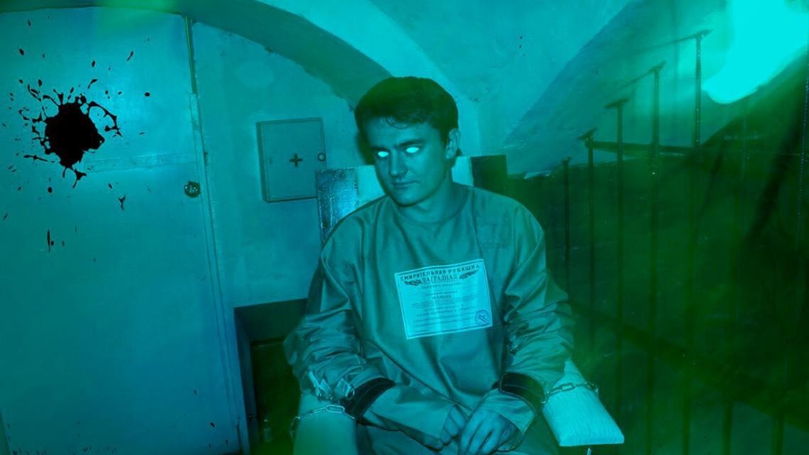 Квест Обитель безумия - Психоквест - Москва - Отзывы и бронирование