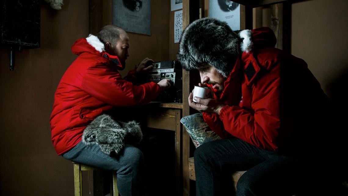 Квест Арктическая станция - INGAME - Санкт-Петербург - Отзывы и бронирование