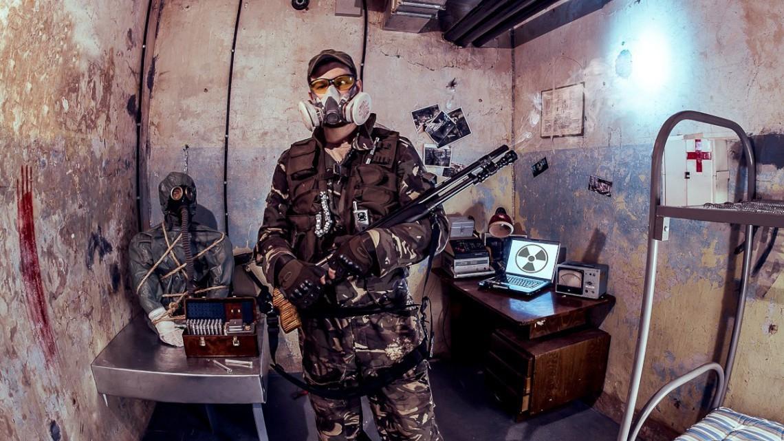 Квест S.T.A.L.K.E.R. Зона отчуждения - World of quests - Москва - Отзывы и бронирование