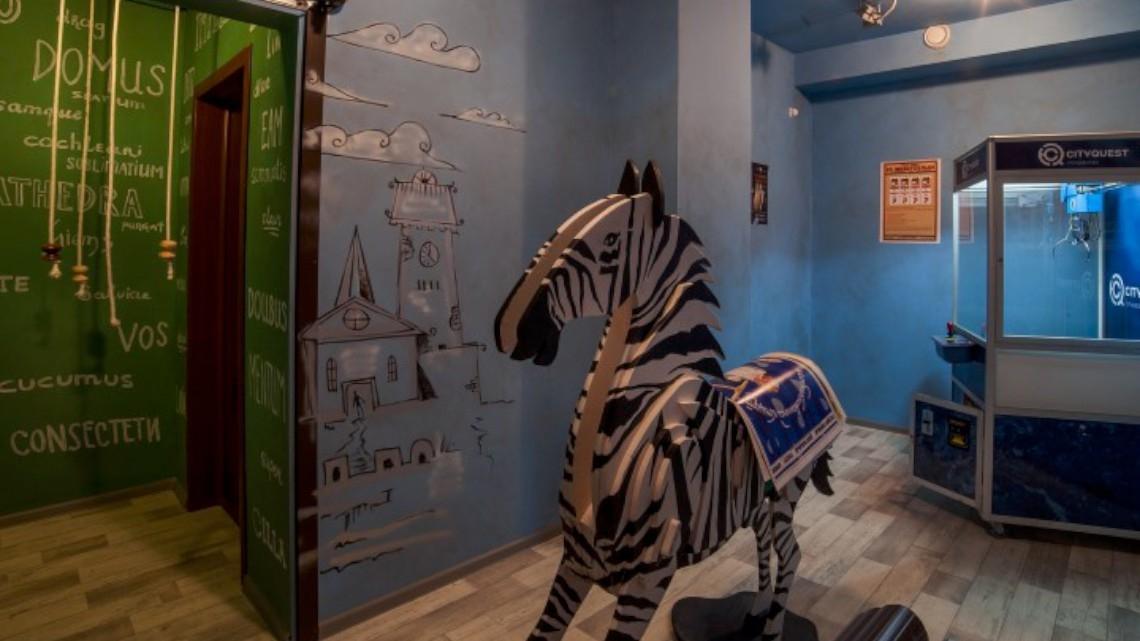 Квест Тайны старого театра - CityQuest - Новосибирск - Отзывы и бронирование