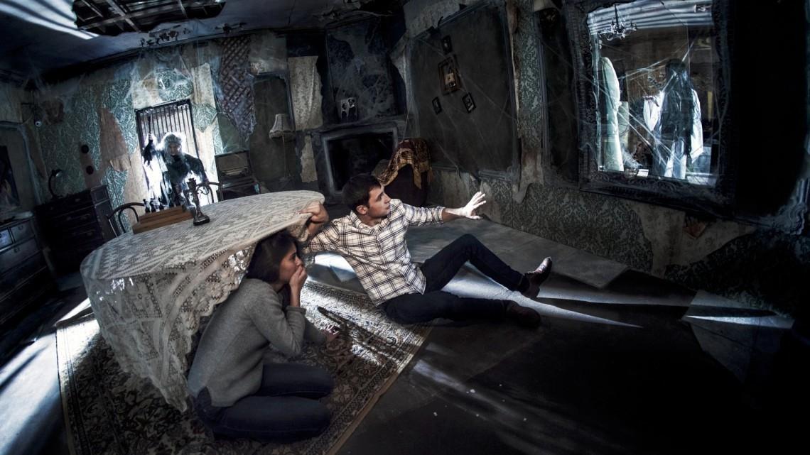 Квест Заброшенный дом(Перфоманс) - CityQuest - Москва - Отзывы и бронирование
