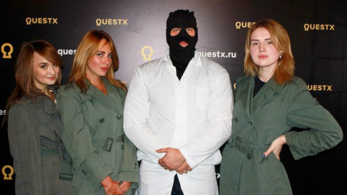 Квест Остров проклятых - Questx - Санкт-Петербург - Отзывы и бронирование