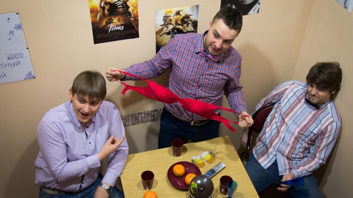 Квест Испытание мальчишником - Вызов - Омск - Отзывы и бронирование