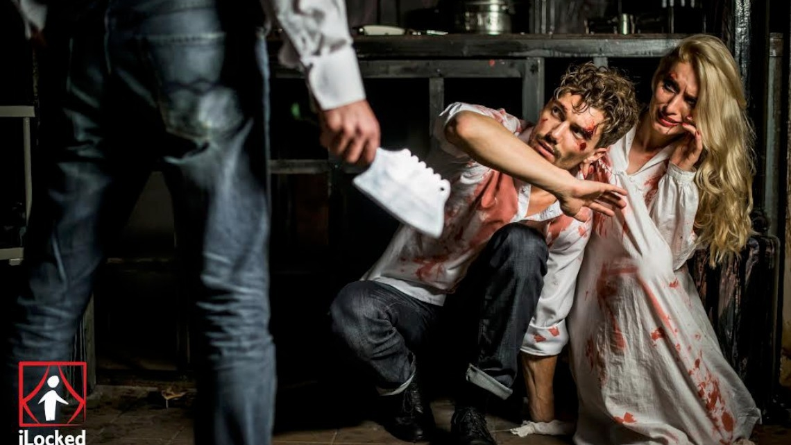 Квест Потрошитель - Театр iLocked - Санкт-Петербург - Отзывы и бронирование