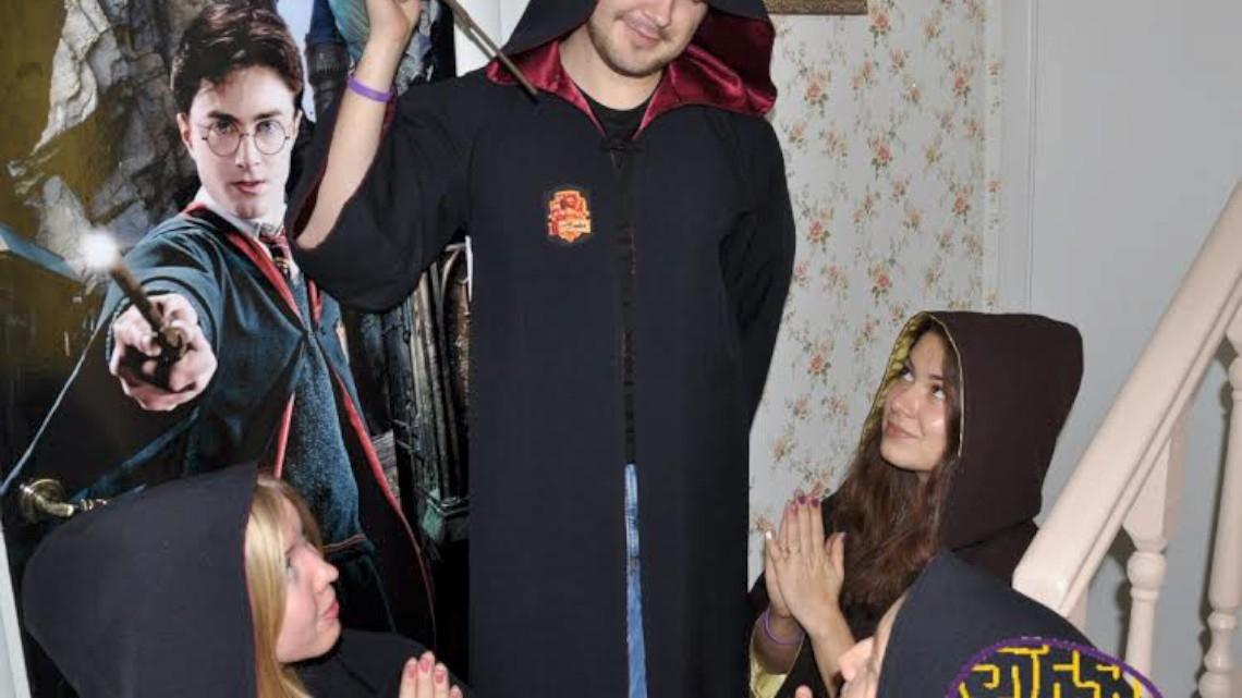 Квест Гарри Поттер. Заклятие темной печати - Ловушка - Уфа - Отзывы и бронирование