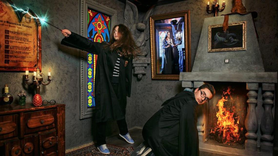 Квест Школа магии - TruExit - Санкт-Петербург - Отзывы и бронирование