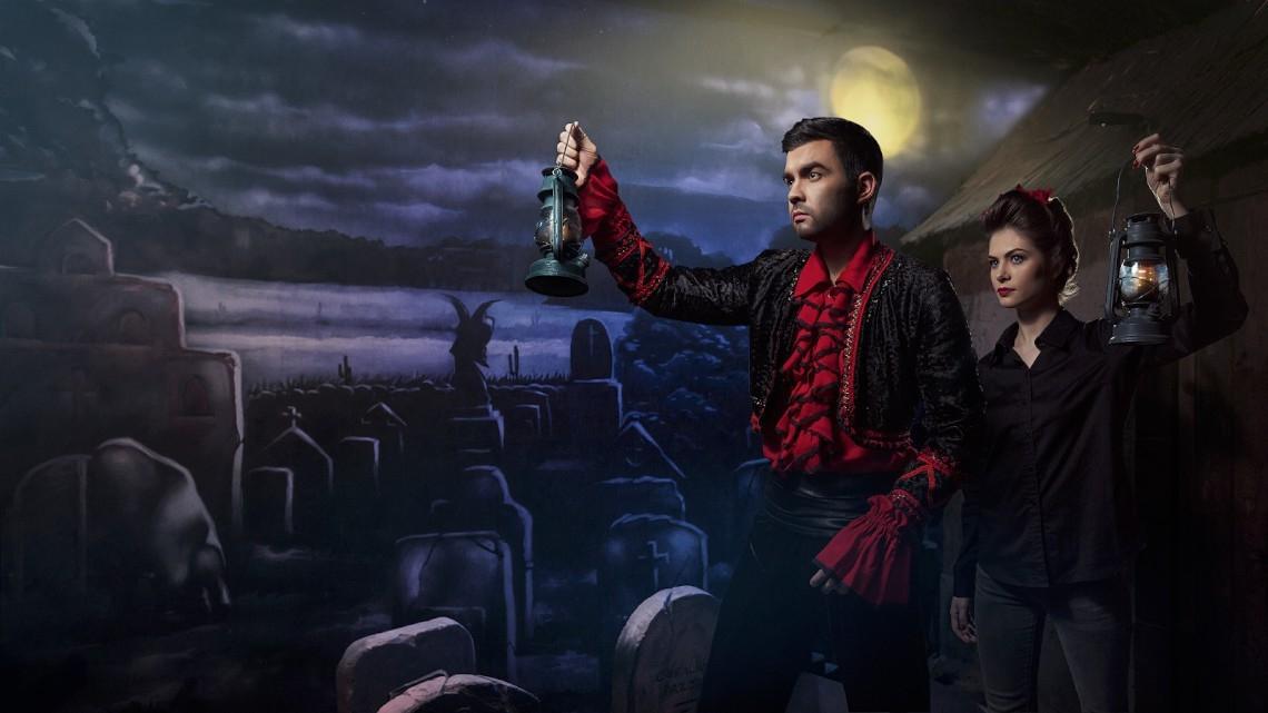 Квест Ночь на кладбище - Rabbit Hole - Москва - Отзывы и бронирование