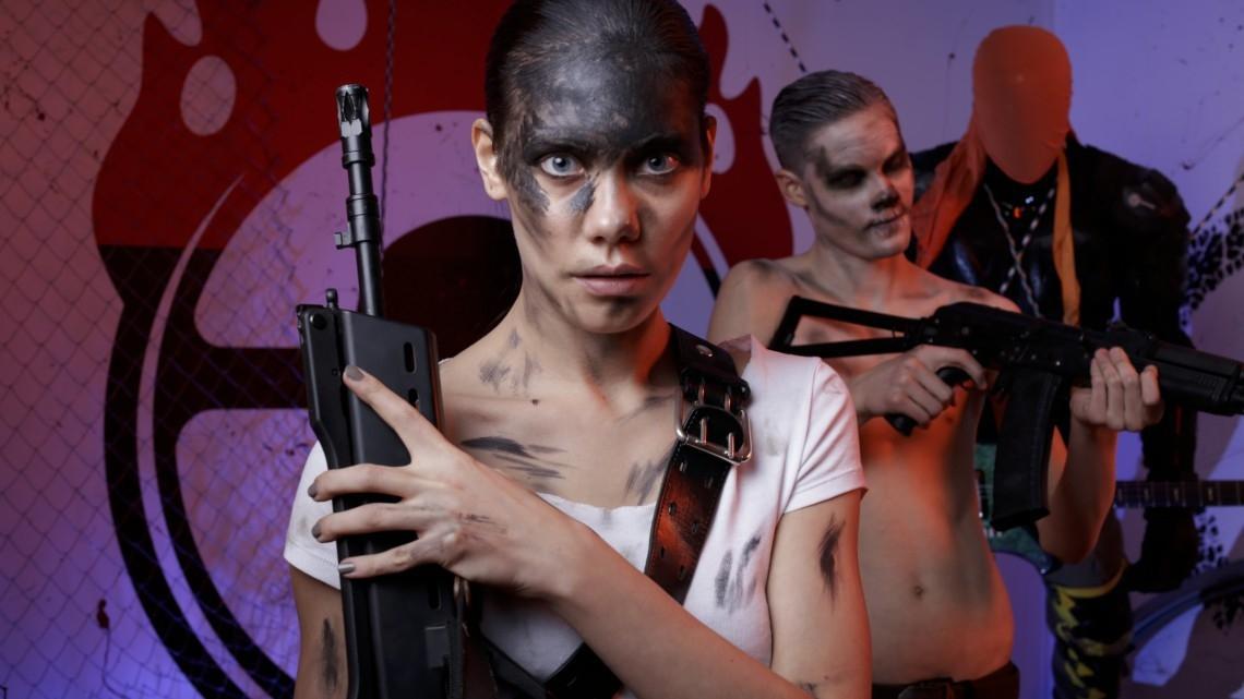 Квест Безумный Макс: Дорога ярости - Monstroff.net - Санкт-Петербург - Отзывы и бронирование