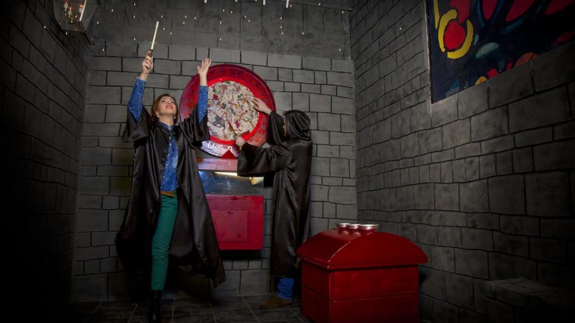 Квест Школа Магии - Roomquest - Москва - Отзывы и бронирование