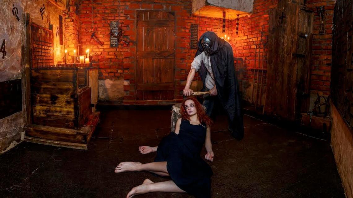 Квест Тени инквизиции - Интуиция - Омск - Отзывы и бронирование