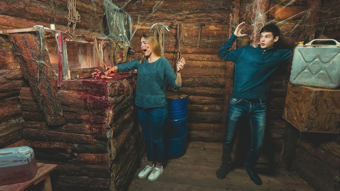 Квест Хижина в лесу - Паника - Краснодар - Отзывы и бронирование