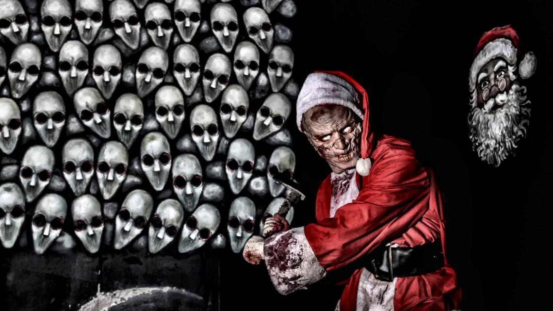 Квест Кровавый Санта - Quest Show - Москва - Отзывы и бронирование