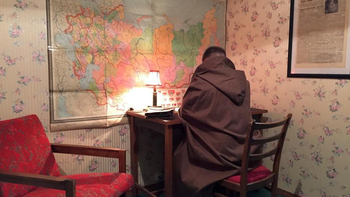 Квест Советская штаб-квартира геолога - Попал в квест - Москва - Отзывы и бронирование