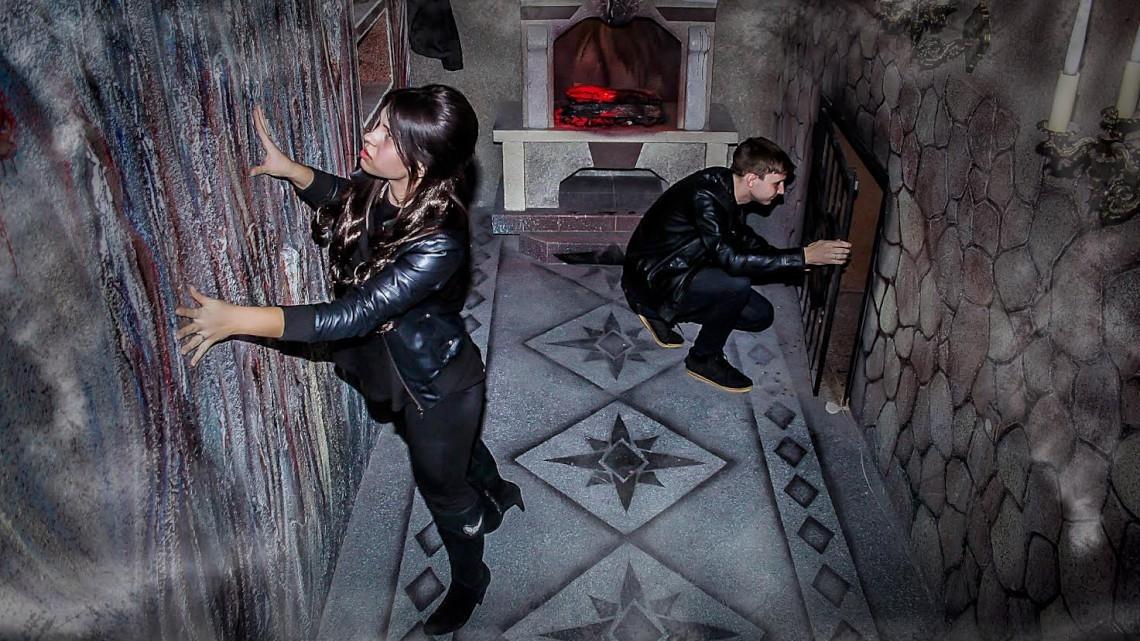 Квест Подземелье вампира - Rabbit Hole - Оренбург - Отзывы и бронирование