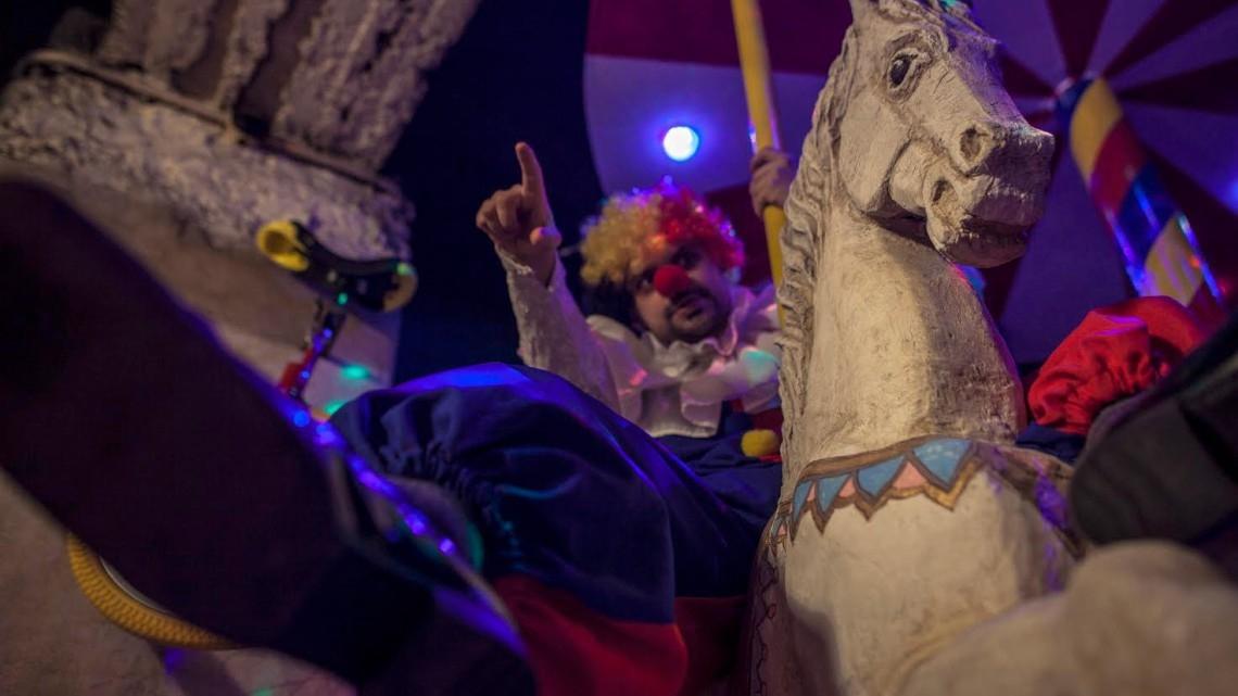 Квест Цирк Фантом (Перформанс) - IQ Play - Москва - Отзывы и бронирование