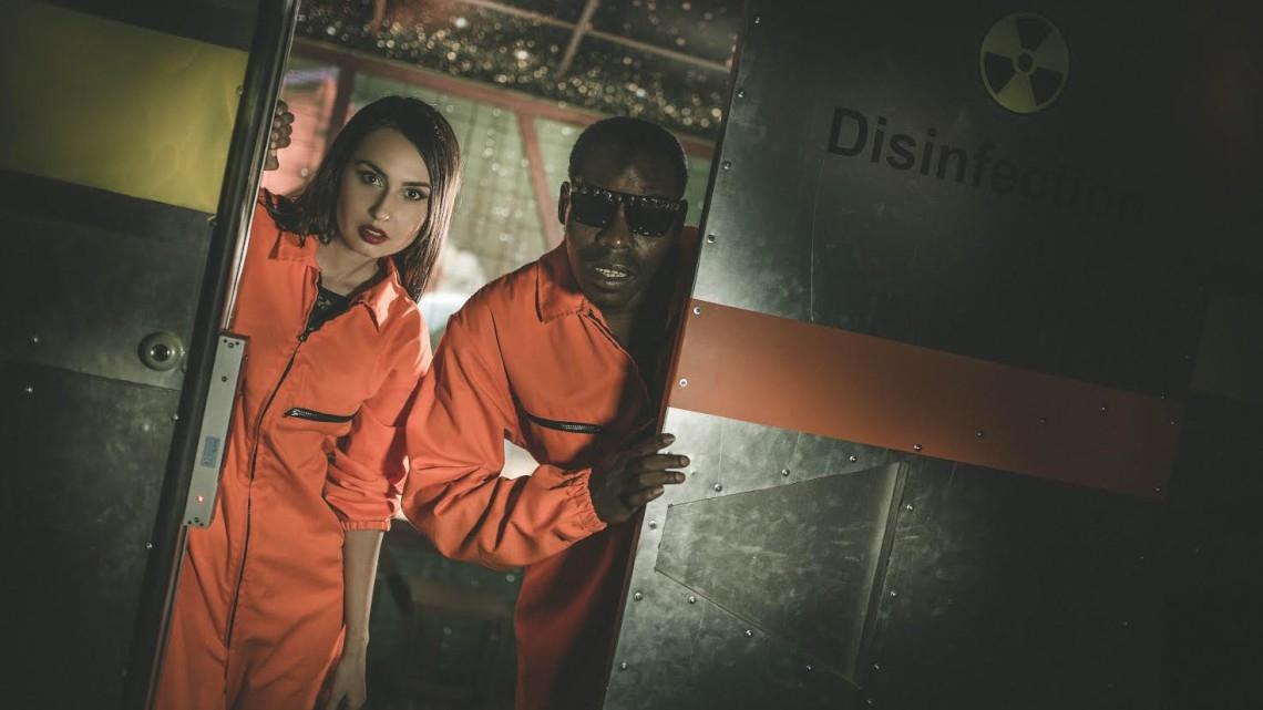 Квест Космическая тюрьма - Игра - Белгород - Отзывы и бронирование