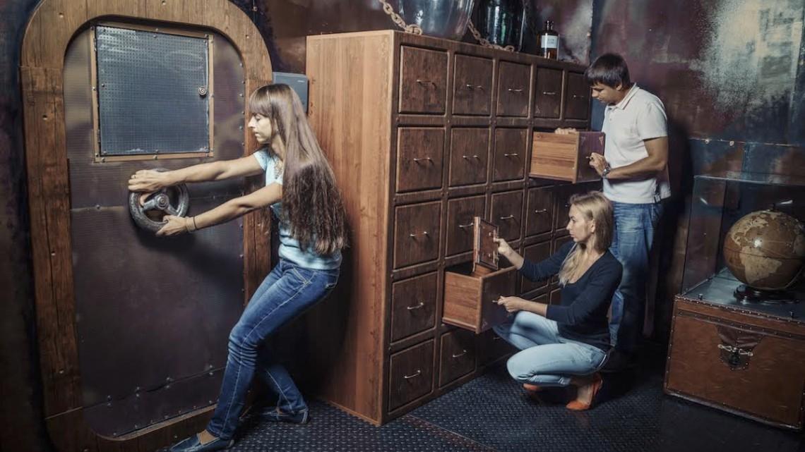 Квест Наутилус капитана Немо - Ловушка - Санкт-Петербург - Отзывы и бронирование