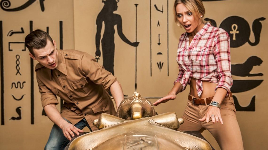Квест Мумия - iLocked - Москва - Отзывы и бронирование