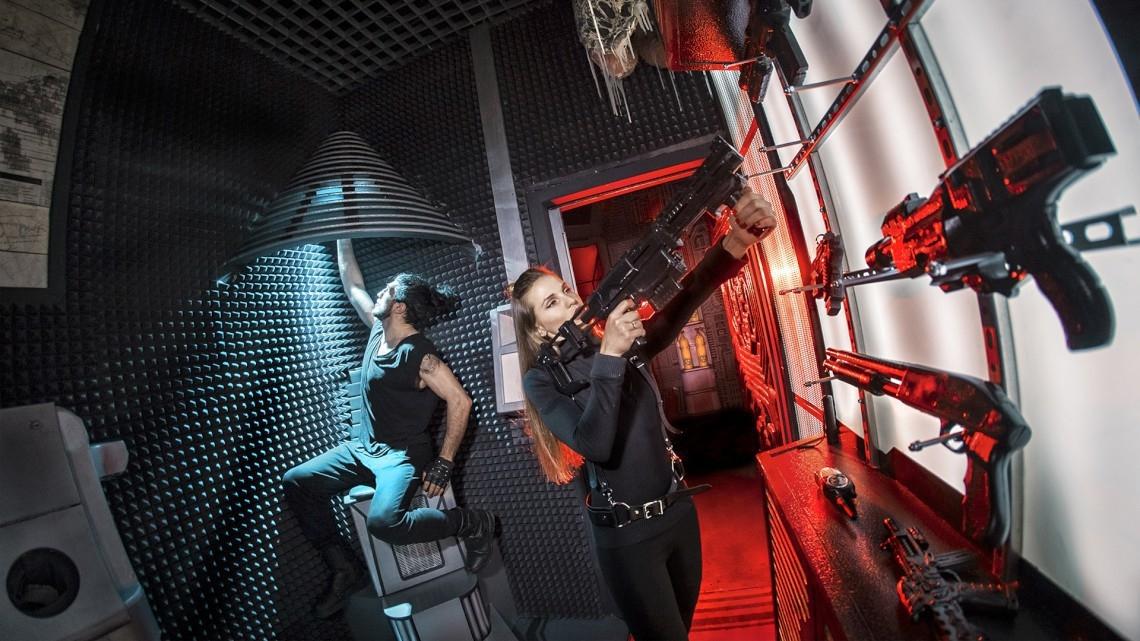 Квест Чужой - ARMAGAMES - Москва - Отзывы и бронирование