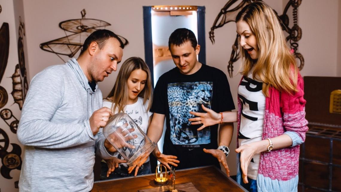 Квест Тайны изобретателей - TruExit - Краснодар - Отзывы и бронирование