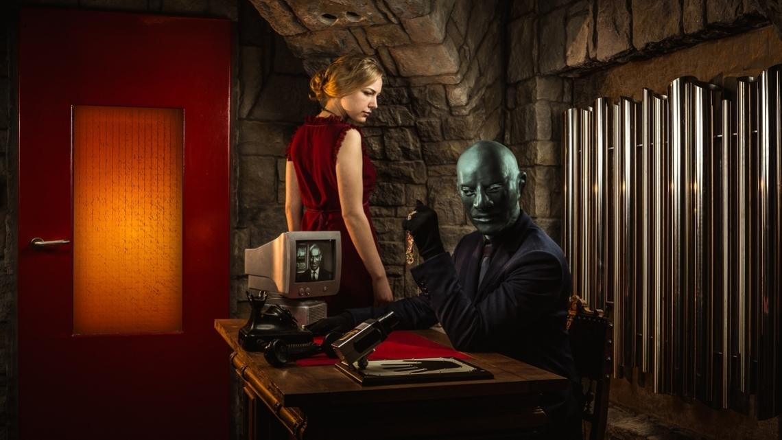 Квест Тайна человека без лица - Клаустрофобия - Москва - Отзывы и бронирование