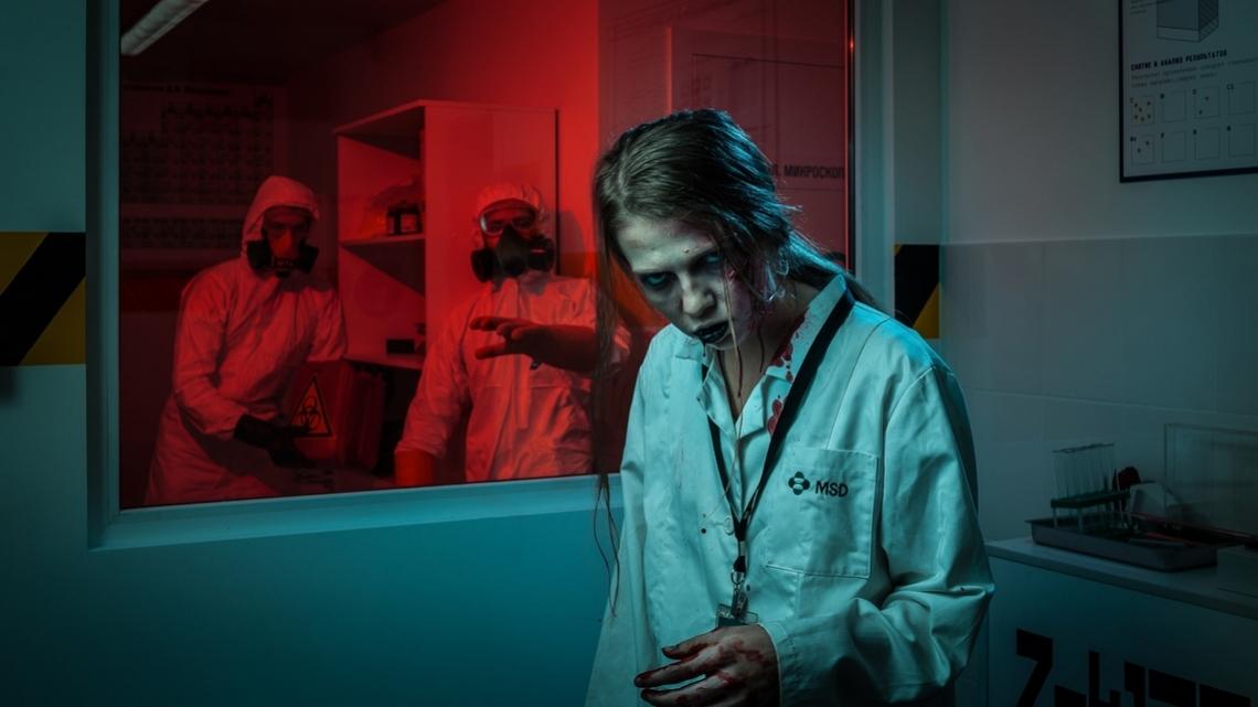 Квест Biohazard - Клаустрофобия - Екатеринбург - Отзывы и бронирование