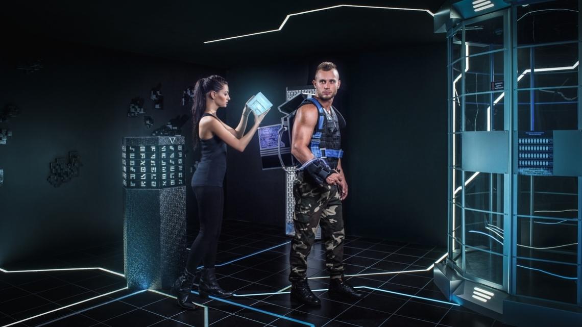 Квест Миссия «Тессеракт» - Клаустрофобия - Киев - Отзывы и бронирование