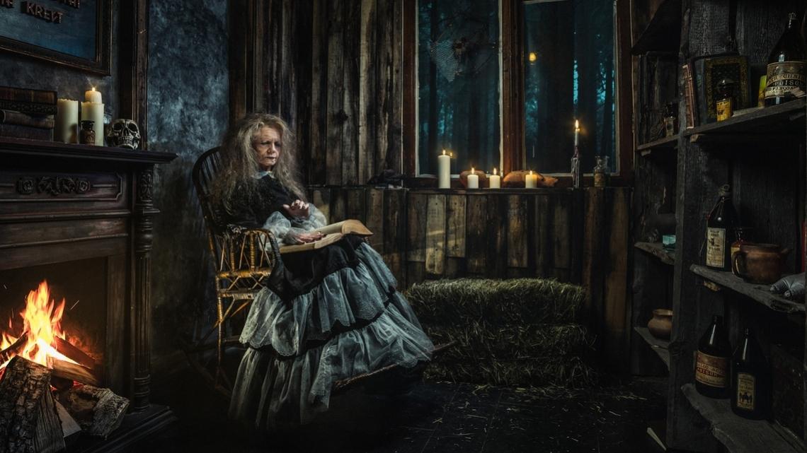 Квест Дом ведьмы - Клаустрофобия - Москва - Отзывы и бронирование