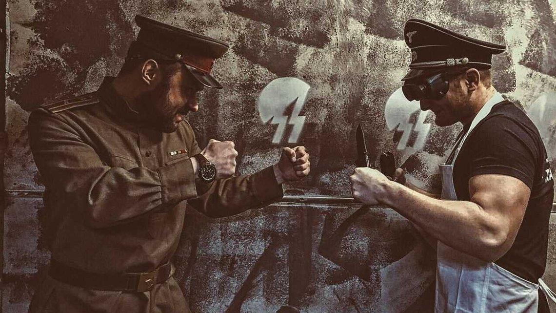 Квест Освенцим - Ангел смерти - Москва - Отзывы и бронирование