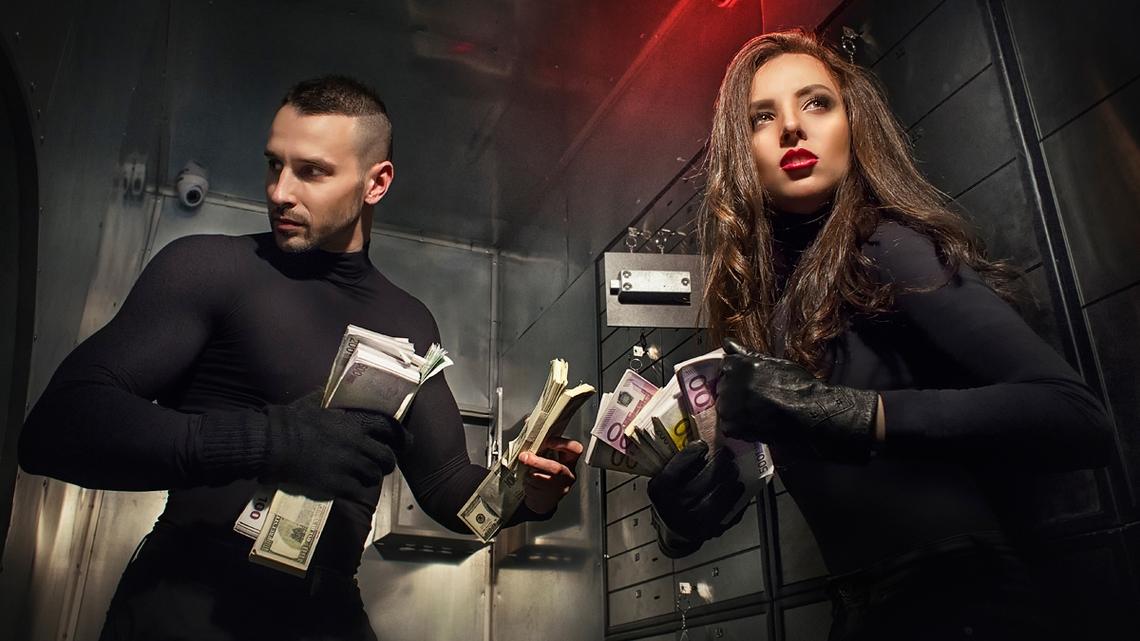 Квест Ограбление банка - Rabbit Hole - Санкт-Петербург - Отзывы и бронирование