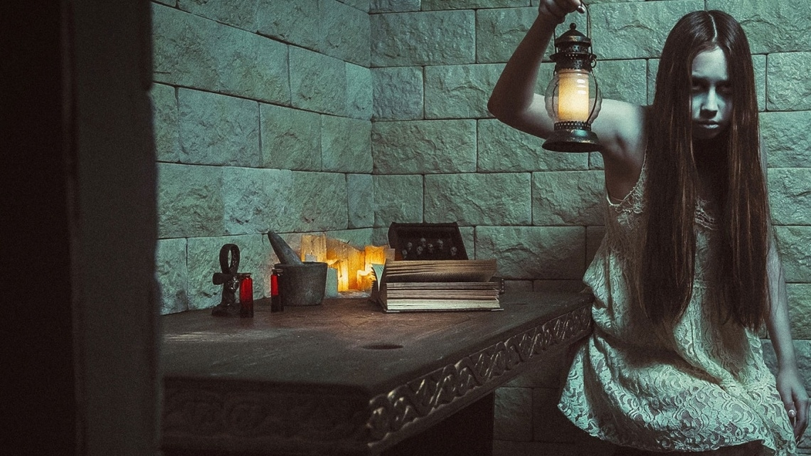 Квест Проклятье старого дома - WikiQuest - Сочи - Отзывы и бронирование