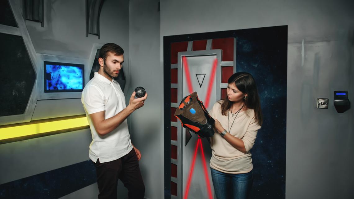 Квест Стражи галактики - TruExit - Санкт-Петербург - Отзывы и бронирование