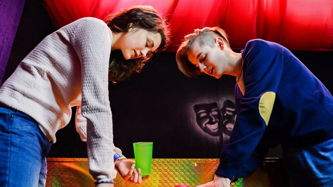 Квест Под куполом цирка - Телепорт - Санкт-Петербург - Отзывы и бронирование