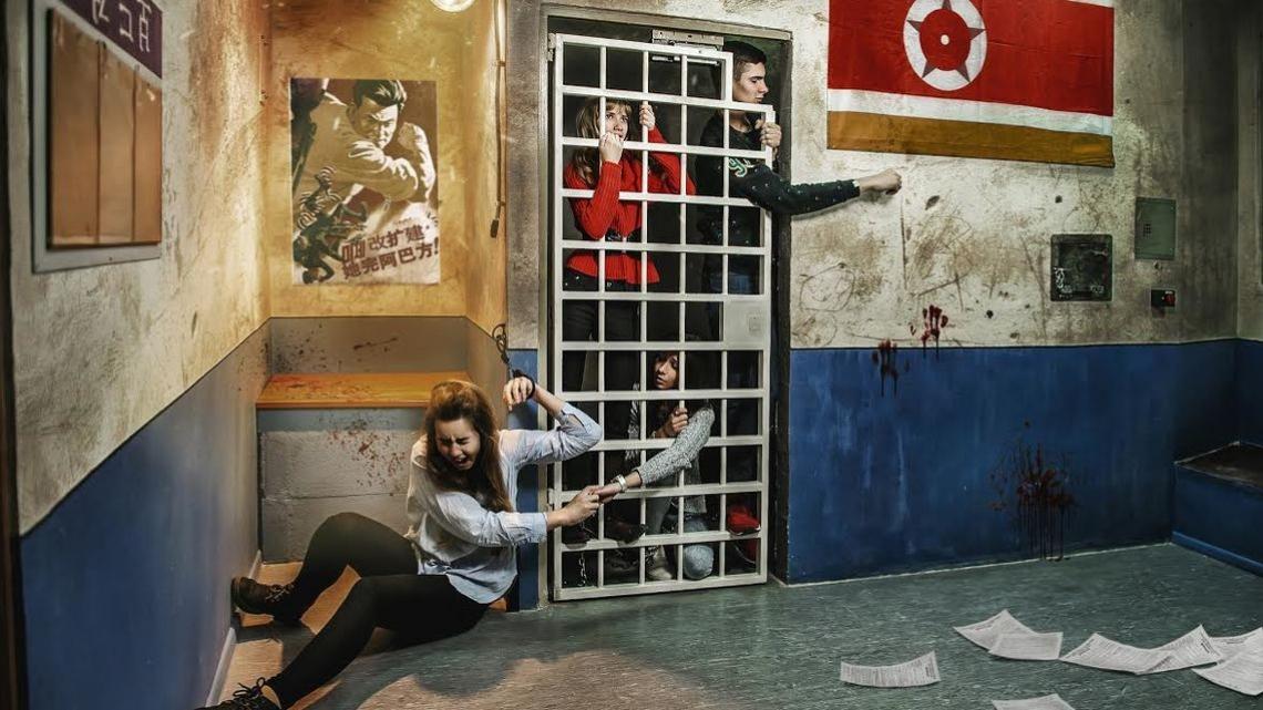 Квест Шпионская история: Побег из посольства - IndieQuest - Москва - Отзывы и бронирование