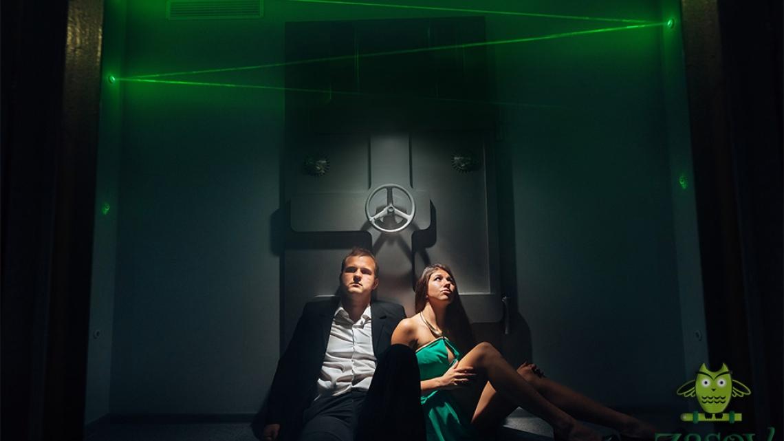 Квест Агент 007: Авантюра - ZaSov - Санкт-Петербург - Отзывы и бронирование