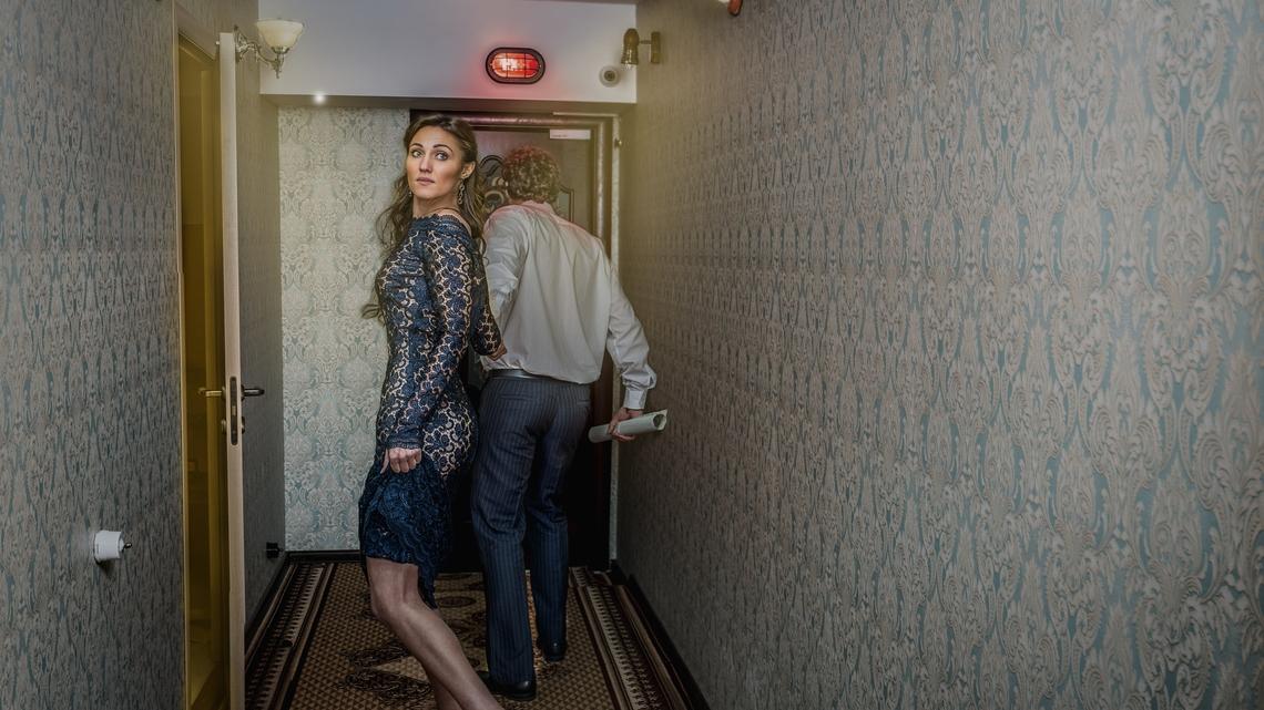 Квест Отель Гранд Будапешт - КвестКвестКвест за 1 присест - Санкт-Петербург - Отзывы и бронирование