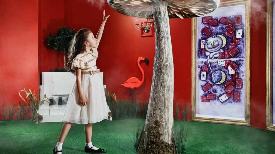 Квест Алиса в стране Чудес - Sherlock Film - Екатеринбург - Отзывы и бронирование