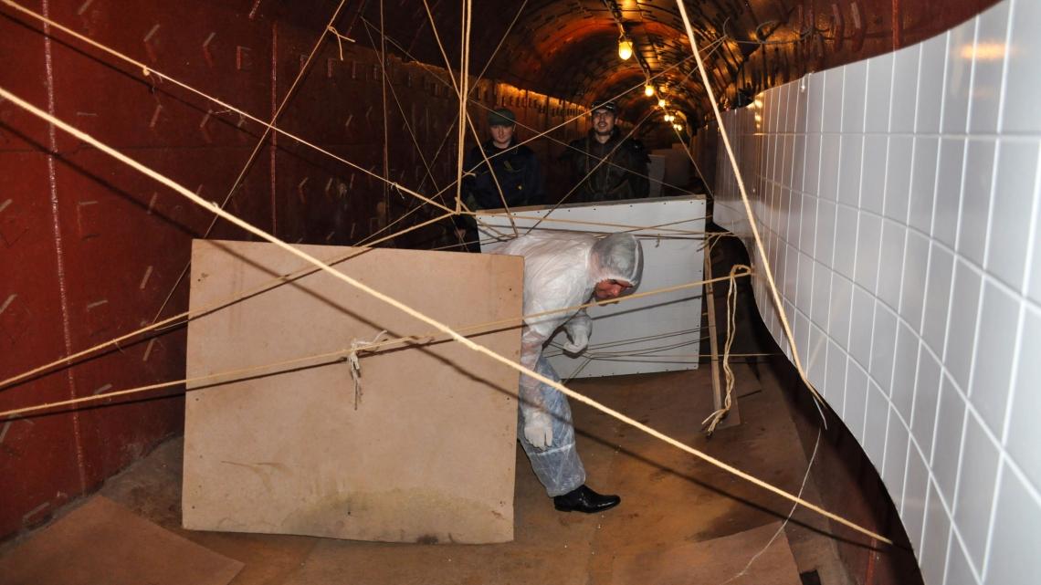 Квест Зверь - Бункер42 - Москва - Отзывы и бронирование