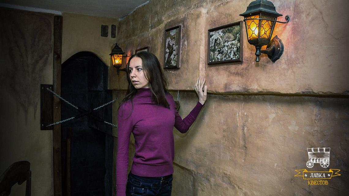 Квест Темница Фенрира - Лавка квестов - Новосибирск - Отзывы и бронирование