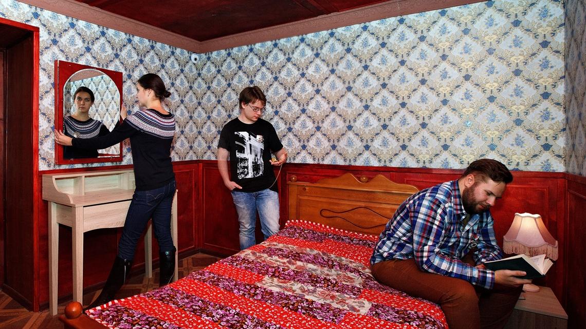 Квест Десять негритят - BestQuestCinema - Москва - Отзывы и бронирование