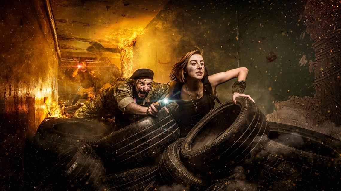 Квест Бомбермен - Погружение - Москва - Отзывы и бронирование