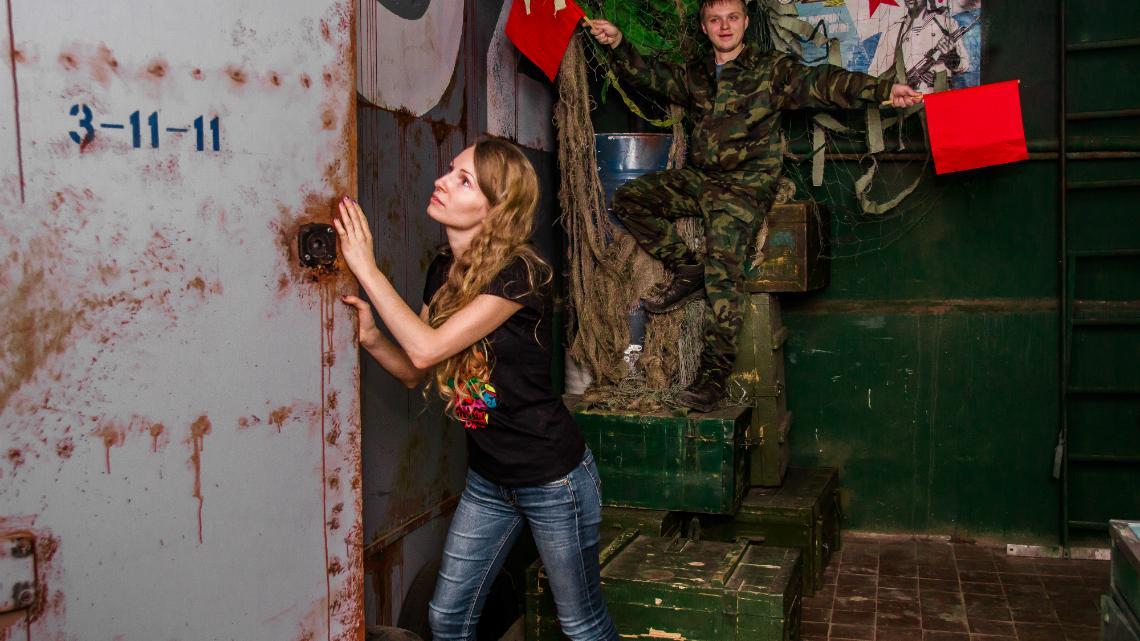 Квест Корабль призрак - Квестополия - Москва - Отзывы и бронирование