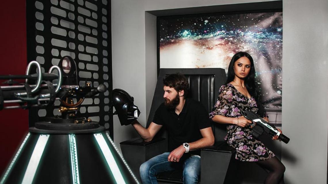 Квест Звездные войны - TruExit - Королёв - Отзывы и бронирование